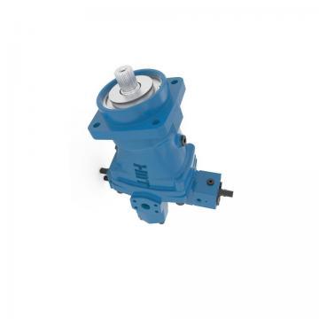 Bent axe Hydraulique Pompe à piston-Fox 107cc-